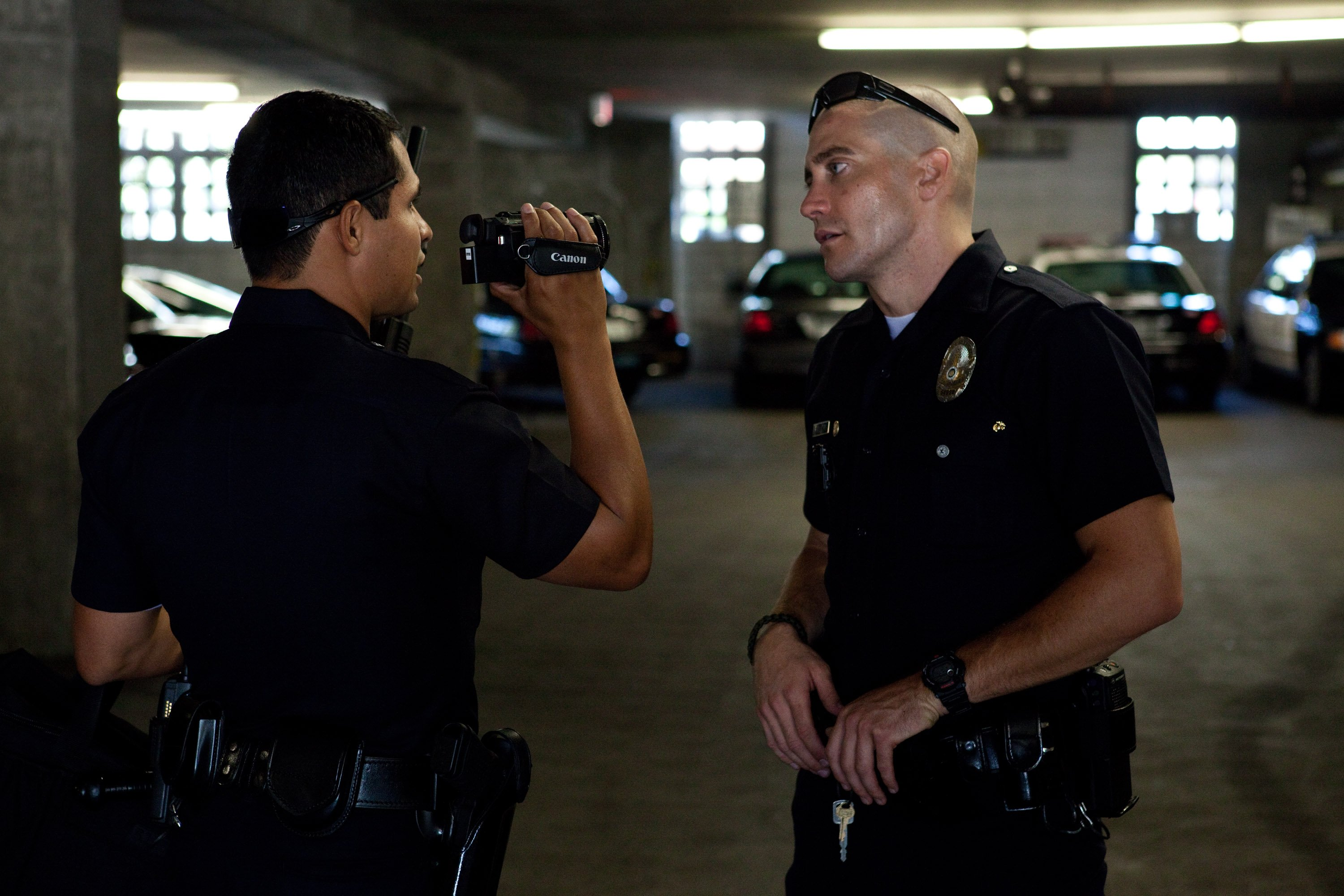 Taylor and Zavala, End of Watch (2012)