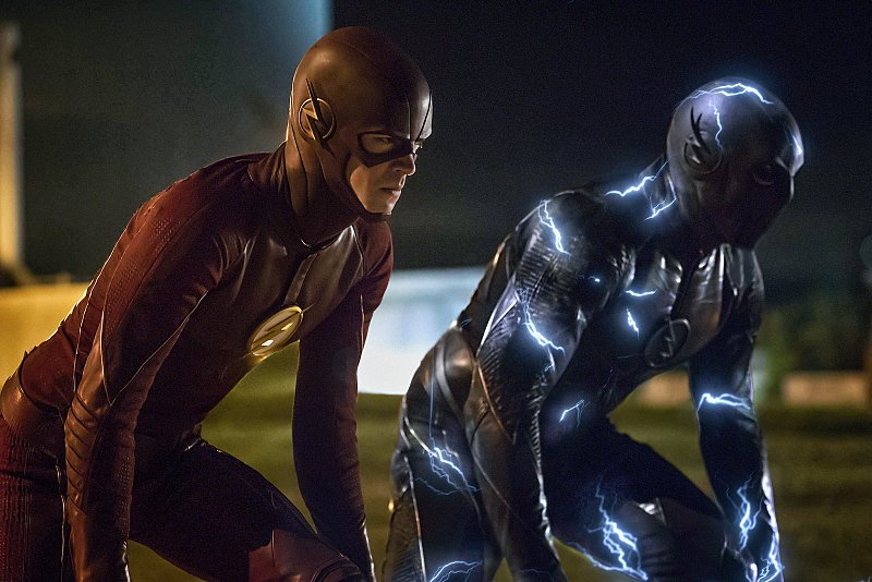 The Flash Sezon 3 ep 09-16