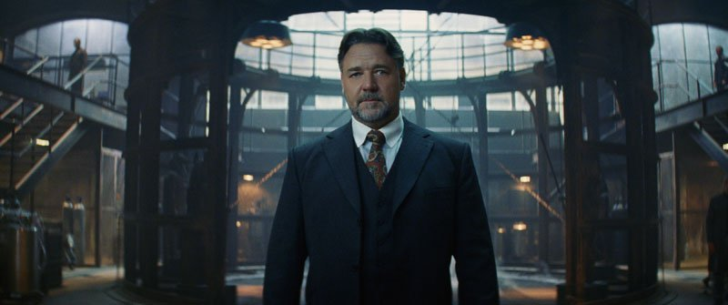 """RUSSELL CROWE as Dr. Henry Jekyll in a spectacular, all-new cinematic version of the legend that has fascinated cultures all over the world since the dawn of civilization: """"The Mummy.""""  From the sweeping sands of the Middle East through hidden labyrinths under modern-day London, """"The Mummy"""" brings a surprising intensity and balance of wonder and thrills in an imaginative new take that ushers in a new world of gods and monsters."""