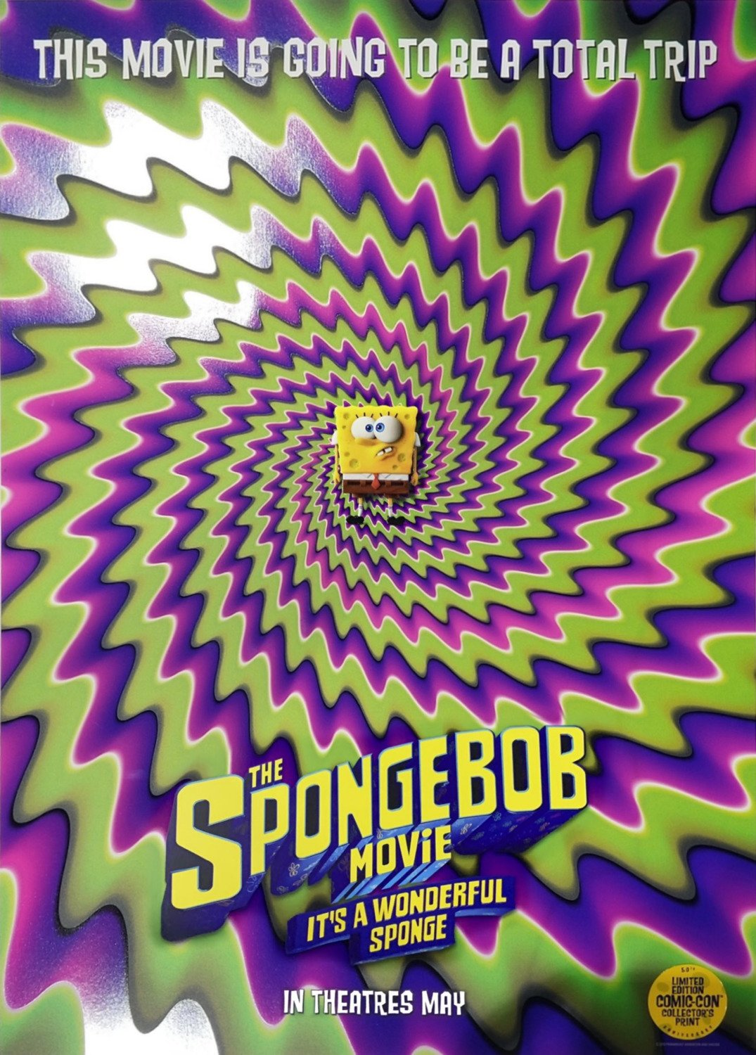The SpongeBob Movie: It's a Wonderful Sponge