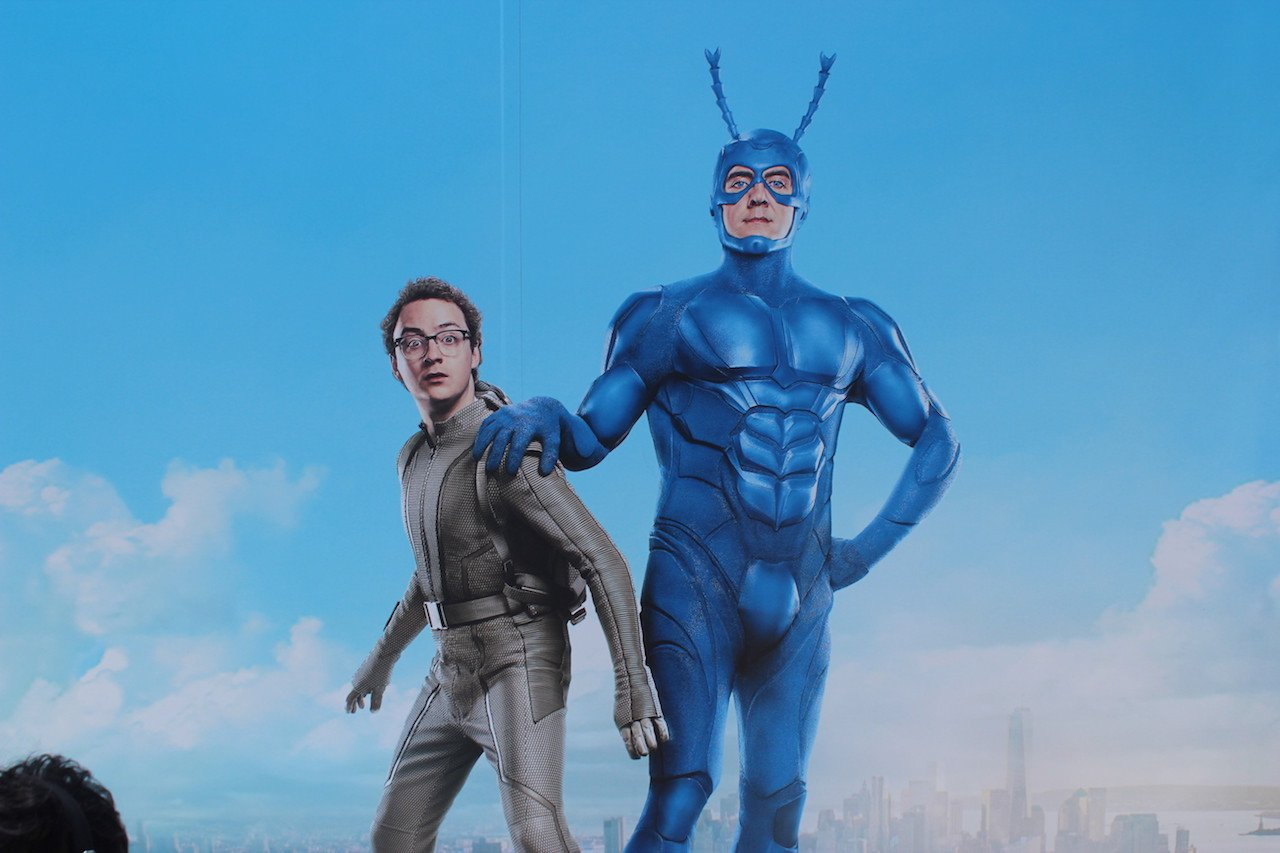 The Tick Takeover