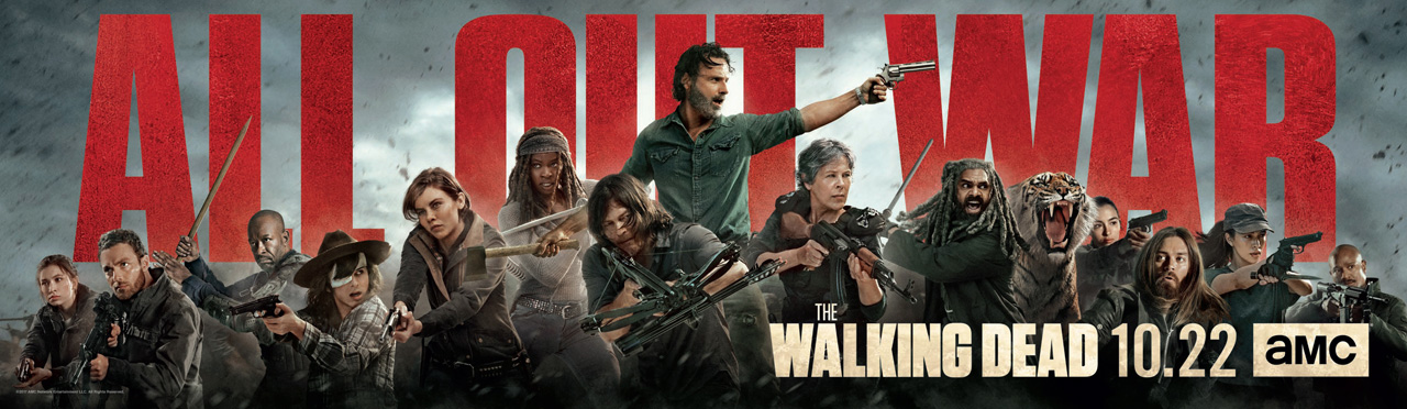 The Walking Dead Season 8