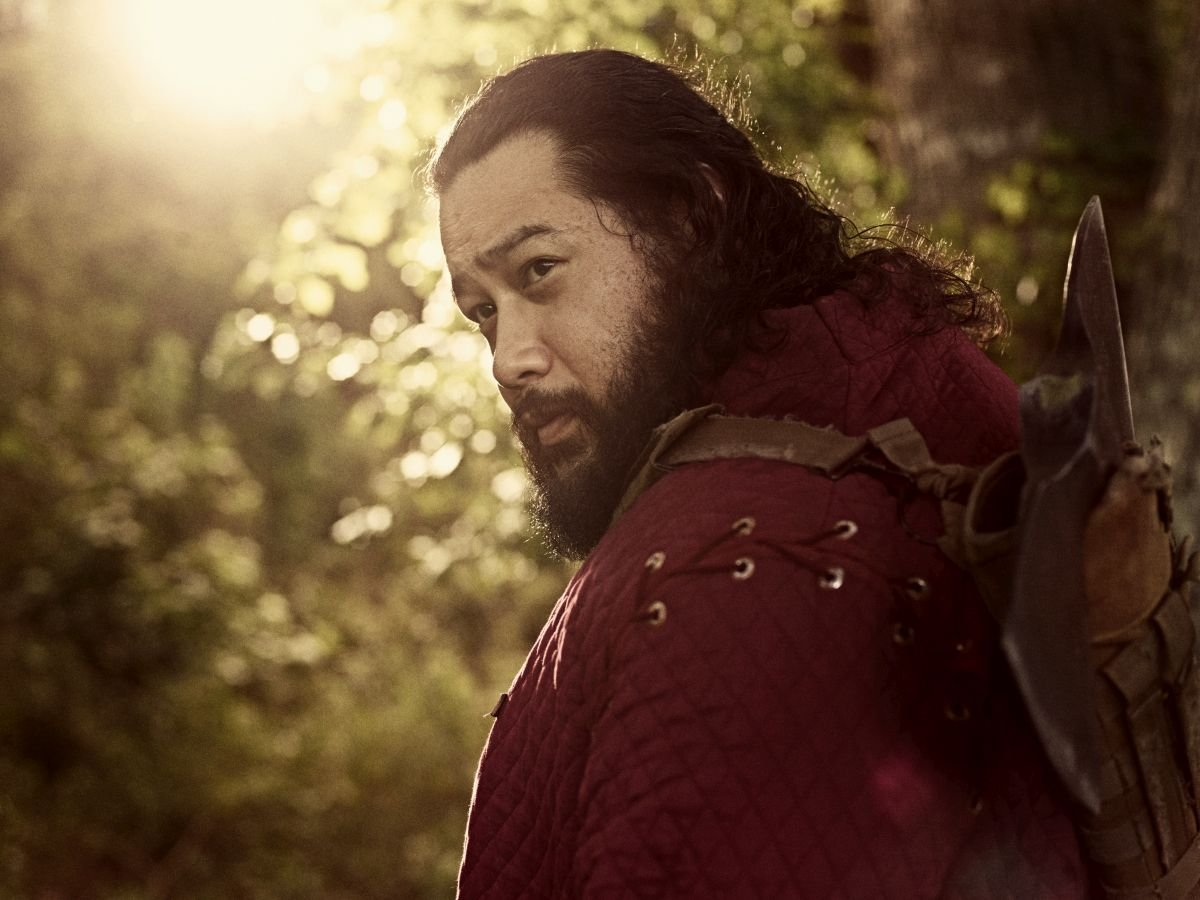 Cooper Andrews as Jerry - The Walking Dead _ Season 9, Gallery- Photo Credit: Victoria Will/AMC