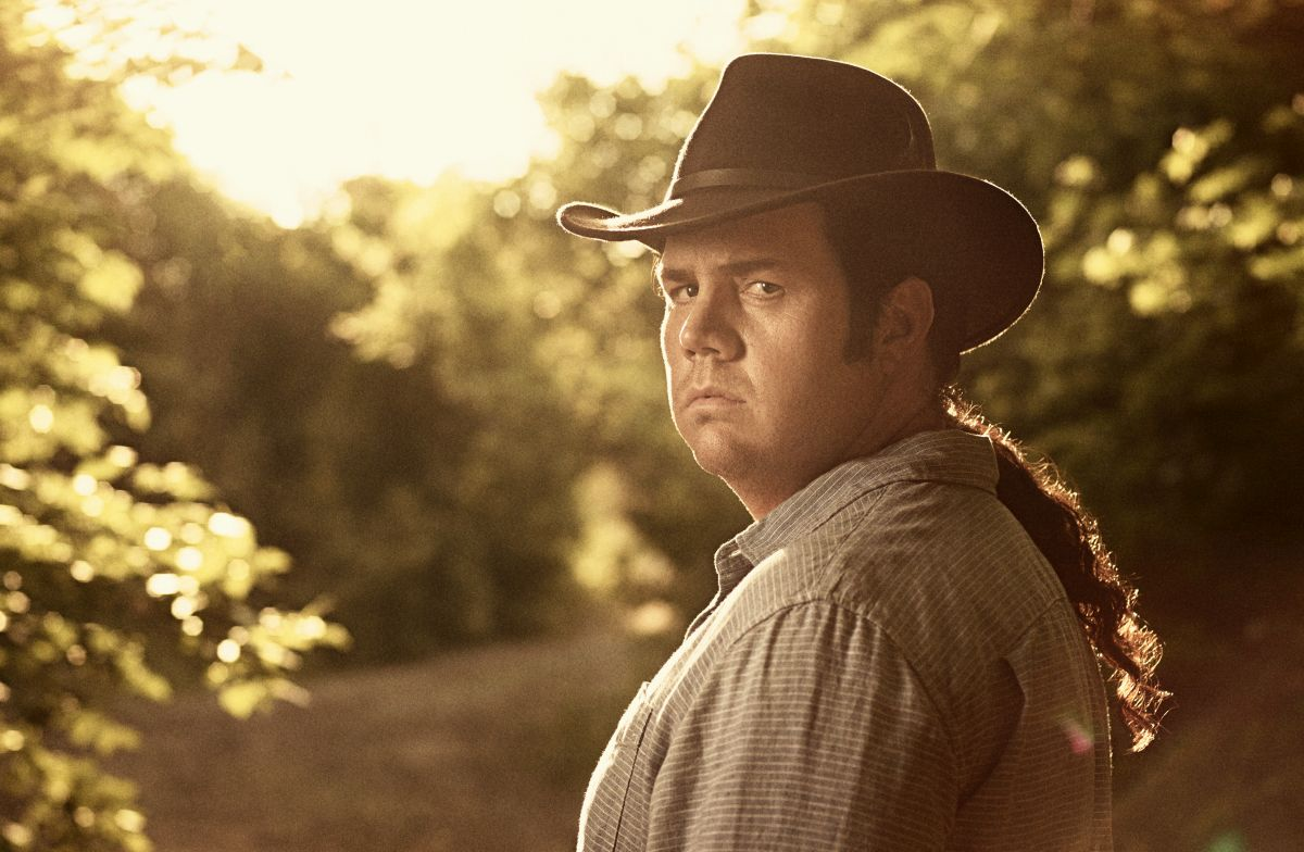 Josh McDermitt as Dr. Eugene Porter - The Walking Dead _ Season 9, Gallery- Photo Credit: Victoria Will/AMC
