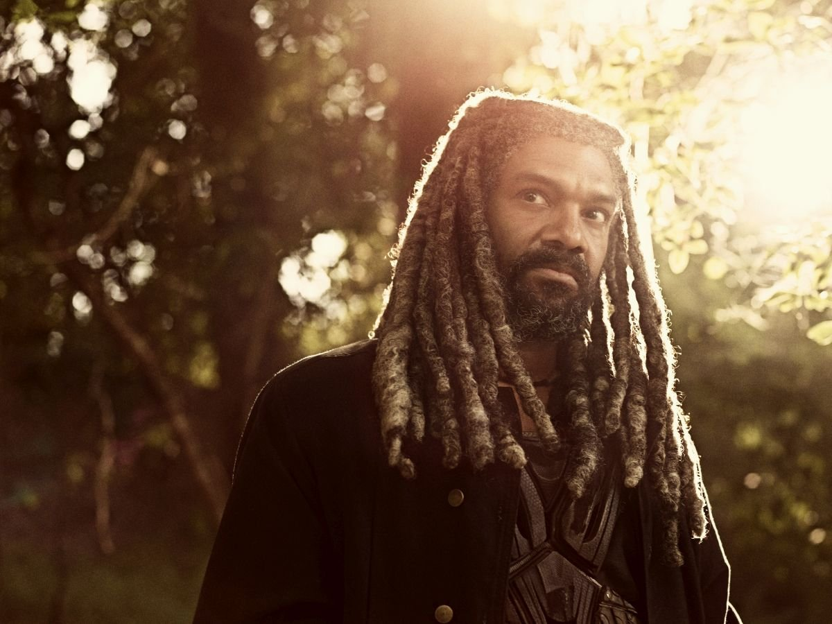Khary Payton as Ezekiel - The Walking Dead _ Season 9, Gallery- Photo Credit: Victoria Will/AMC