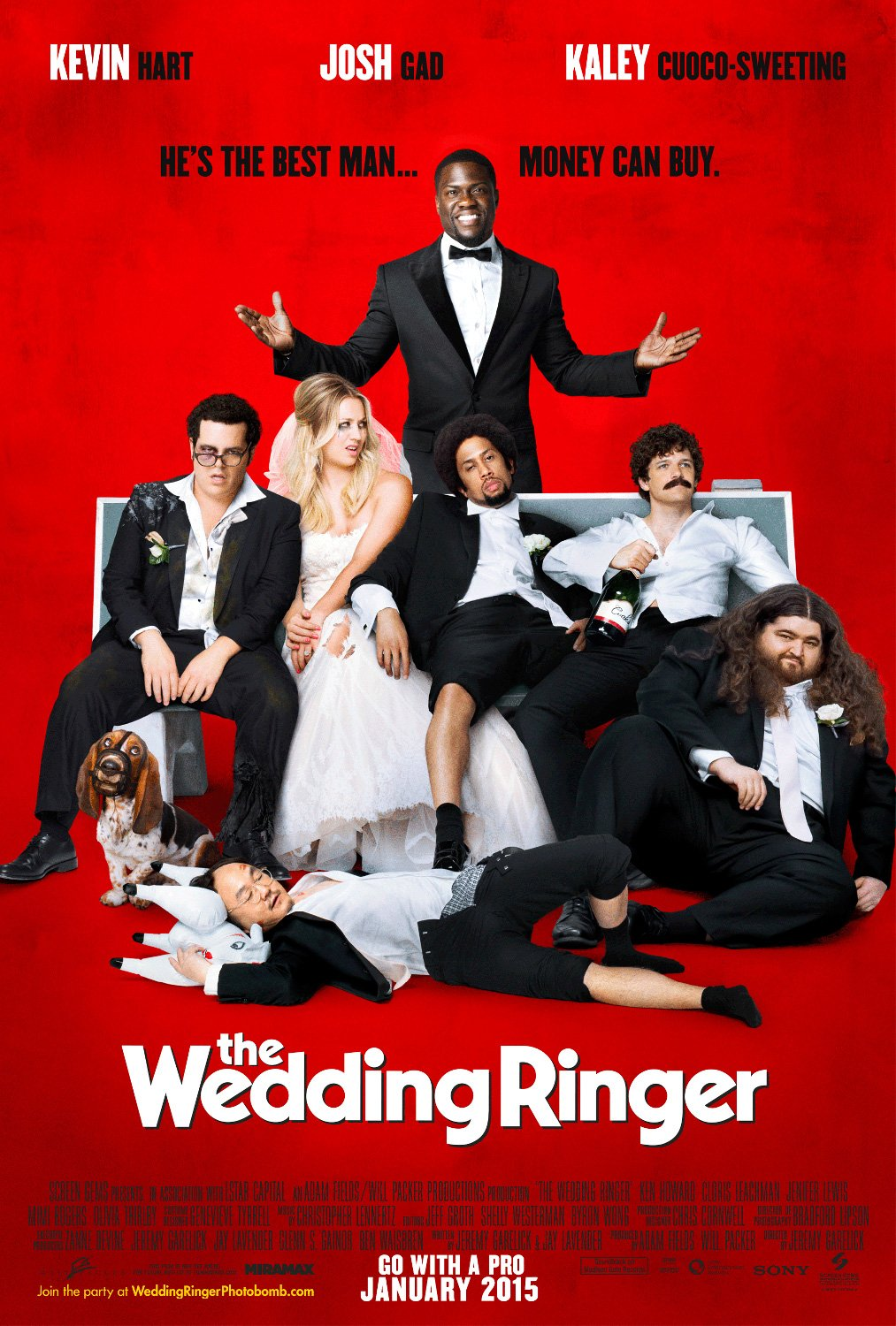 theweddingringerposter