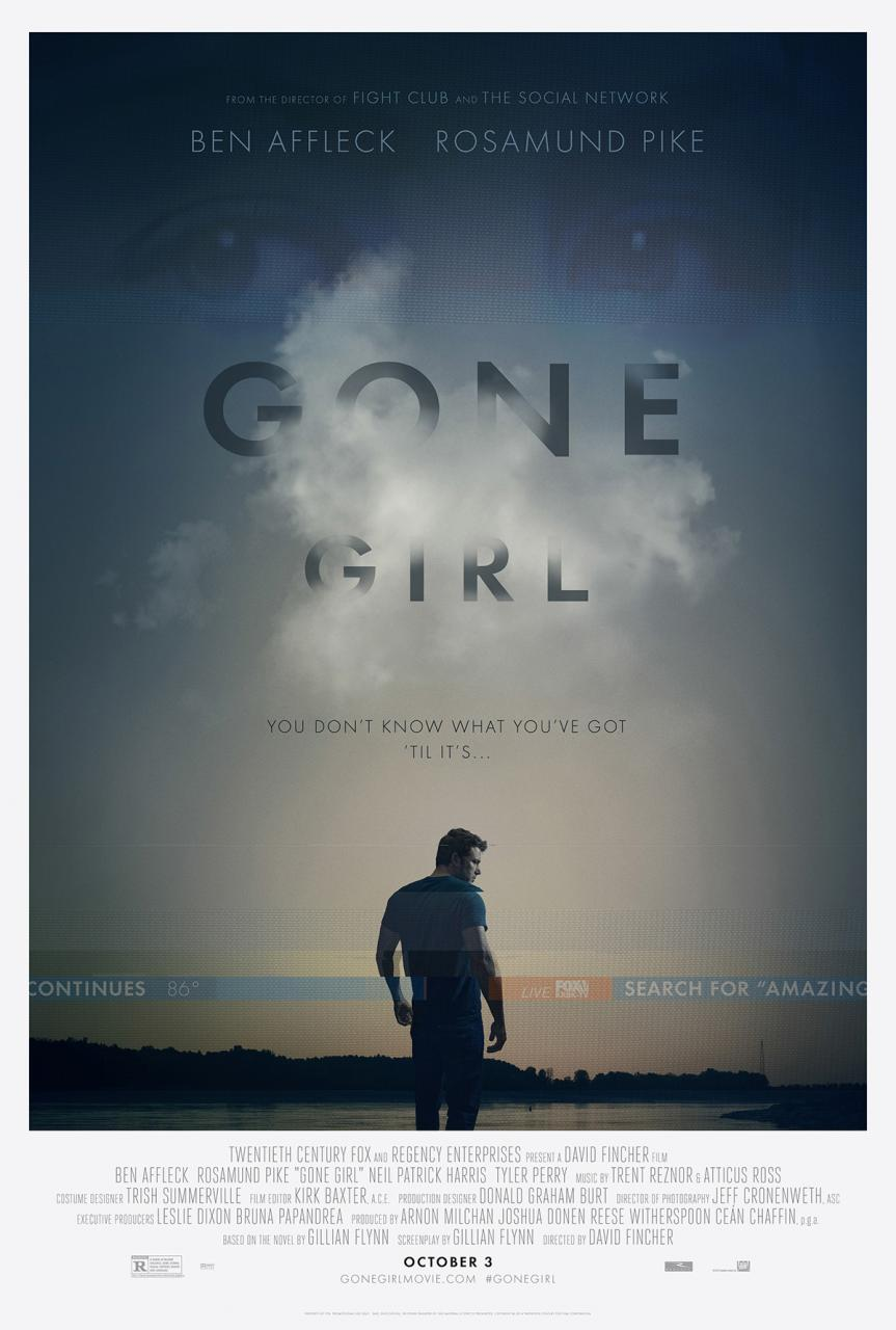 #8 Gone Girl (Fox)