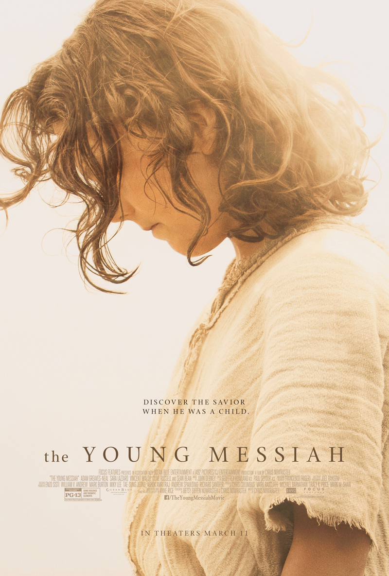 The Young Messiah 2016 HDRip XviD AC3-EVO 1.4 Gb
