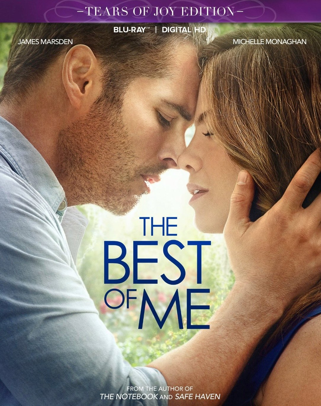 this week on blu ray and dvd net the best of me