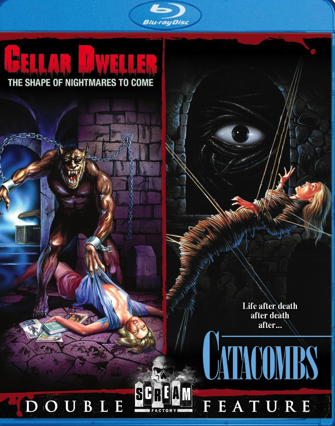 Cellar Dweller / Catacombs