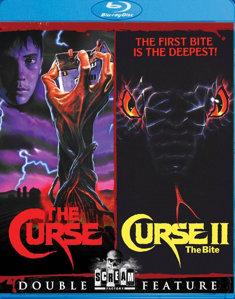 The Curse / The Curse II: The Bite