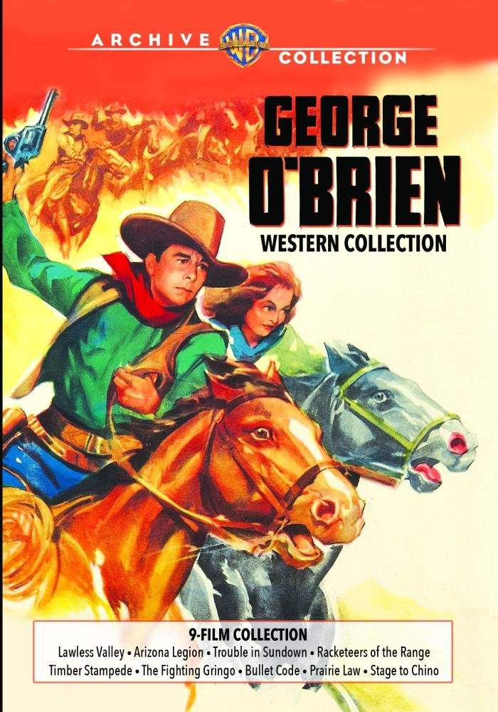George O'Brien Westerns Collection