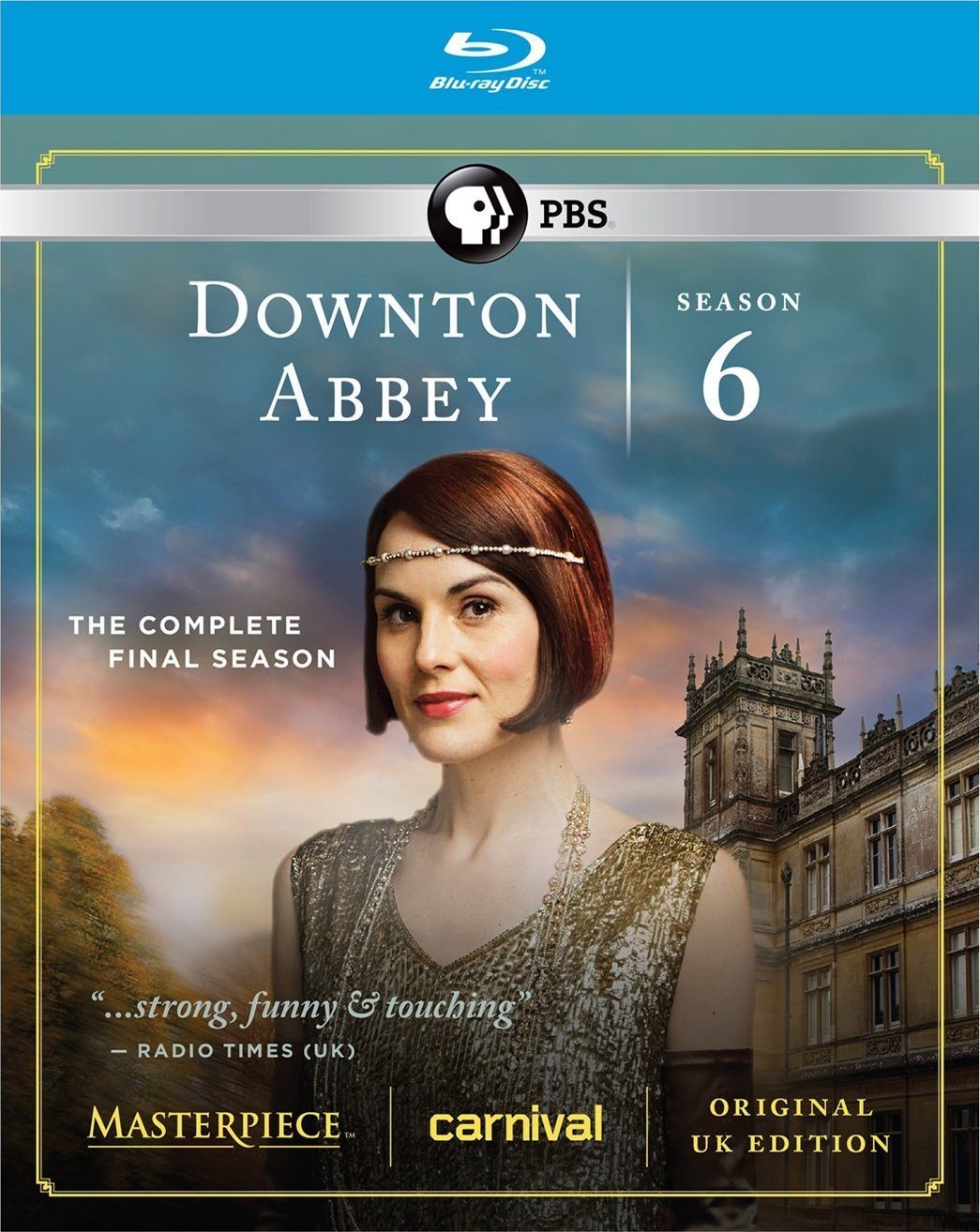 Downton Abbey: The Complete Final Season
