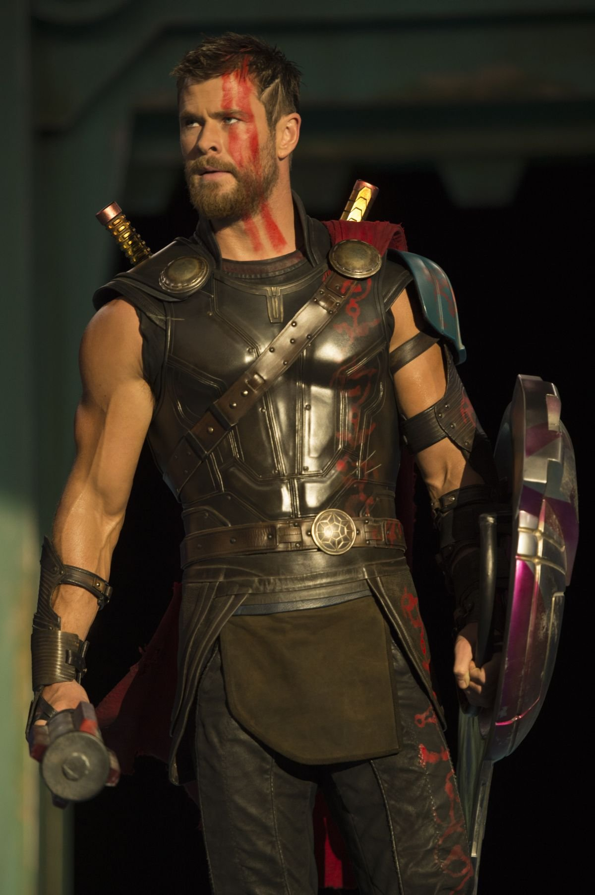 Thor: RagnarokThor (Chris Hemsworth)Photo: Jasin Boland©Marvel Studios 2017
