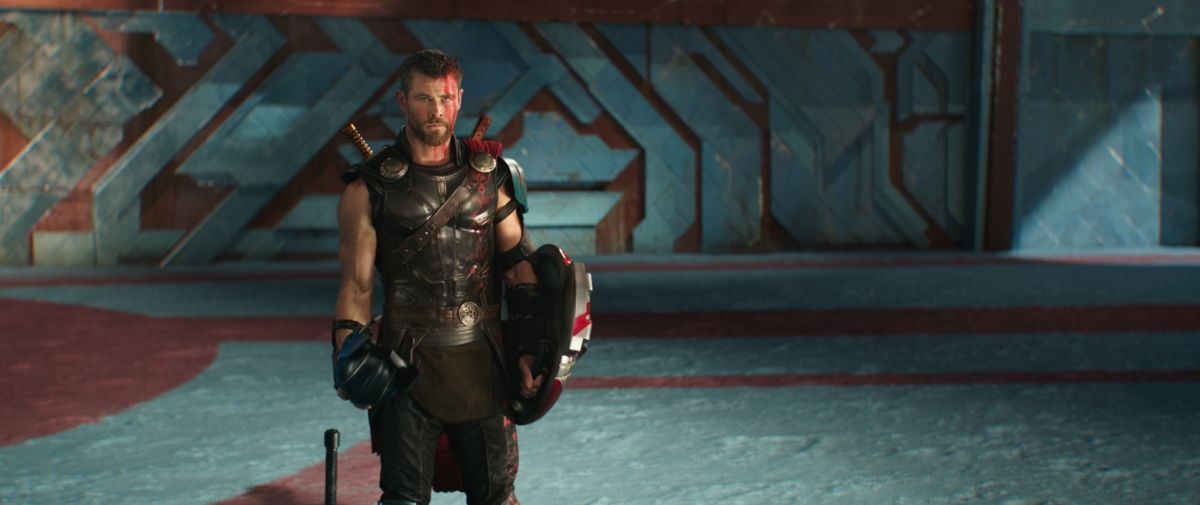 Strongest Avenger? Thor Finds Out in a New TV Clip