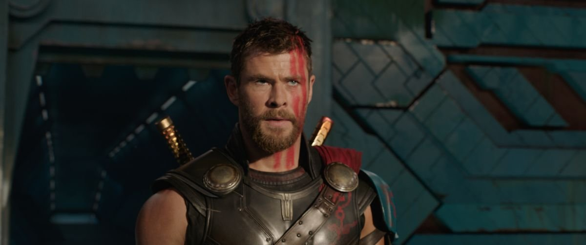 Marvel Studios' THOR: RAGNAROK Thor (Chris Hemsworth) Ph: Teaser Film Frame ©Marvel Studios 2017
