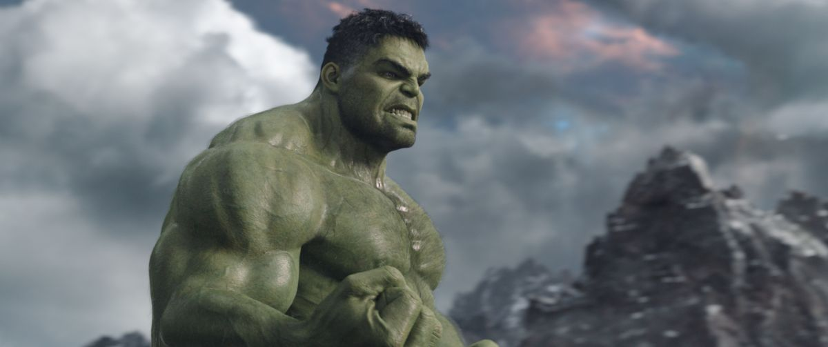 Marvel Studios' THOR: RAGNAROKHulk (Mark Ruffalo)Ph: Film Frame©Marvel Studios 2017