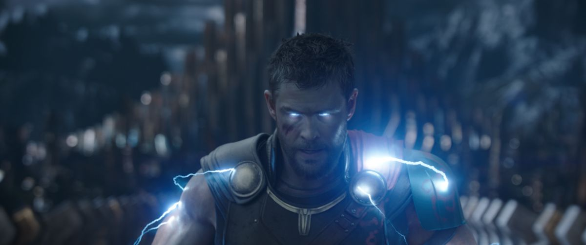 Marvel Studios' THOR: RAGNAROKThor (Chris Hemsworth)Ph: Film Frame©Marvel Studios 2017