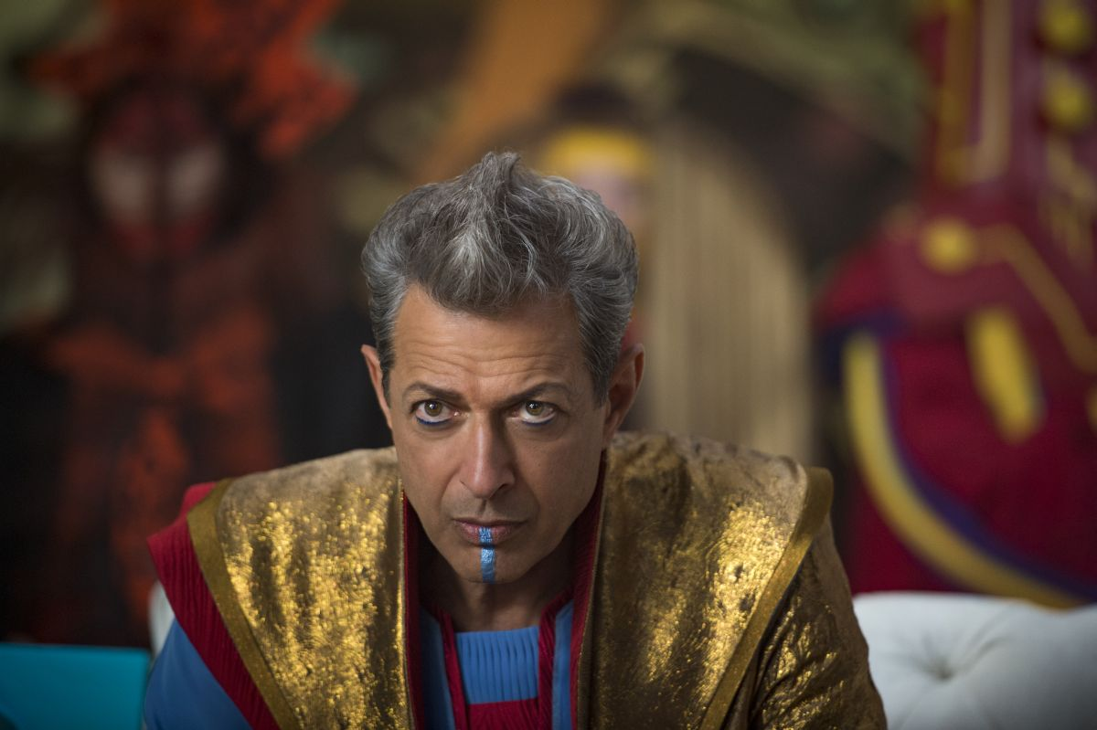 Marvel Studios Thor: RagnarokGrandmaster (Jeff Goldblum)Photo: Jasin Boland©Marvel Studios 2017