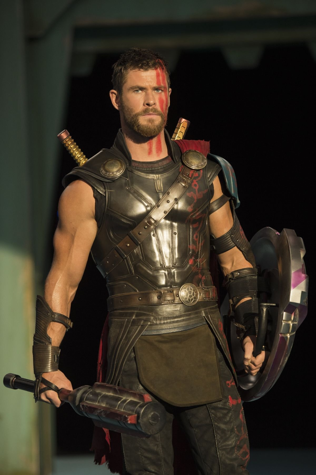 Marvel Studios' THOR: RAGNAROKThor (Chris Hemsworth)Ph: Jasin Boland©Marvel Studios 2017