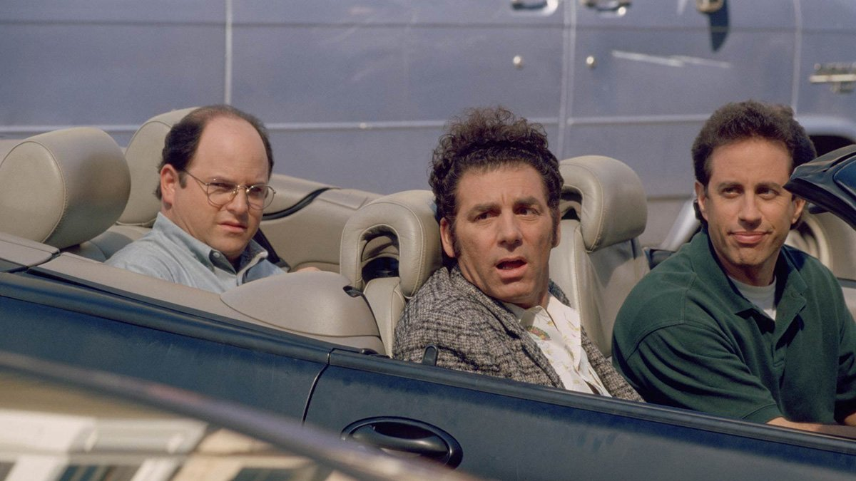 "Seinfeld, Season 9 Episode 20: ""The Puerto Rican Day"""