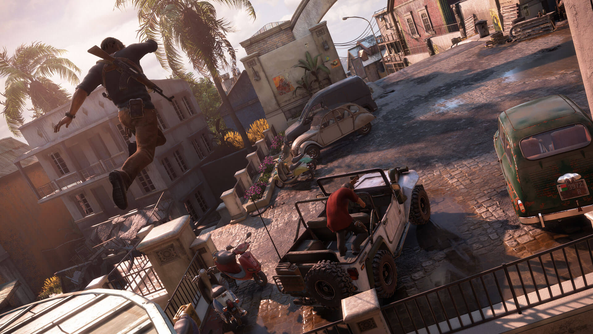 Image result for Uncharted 4 gameplay