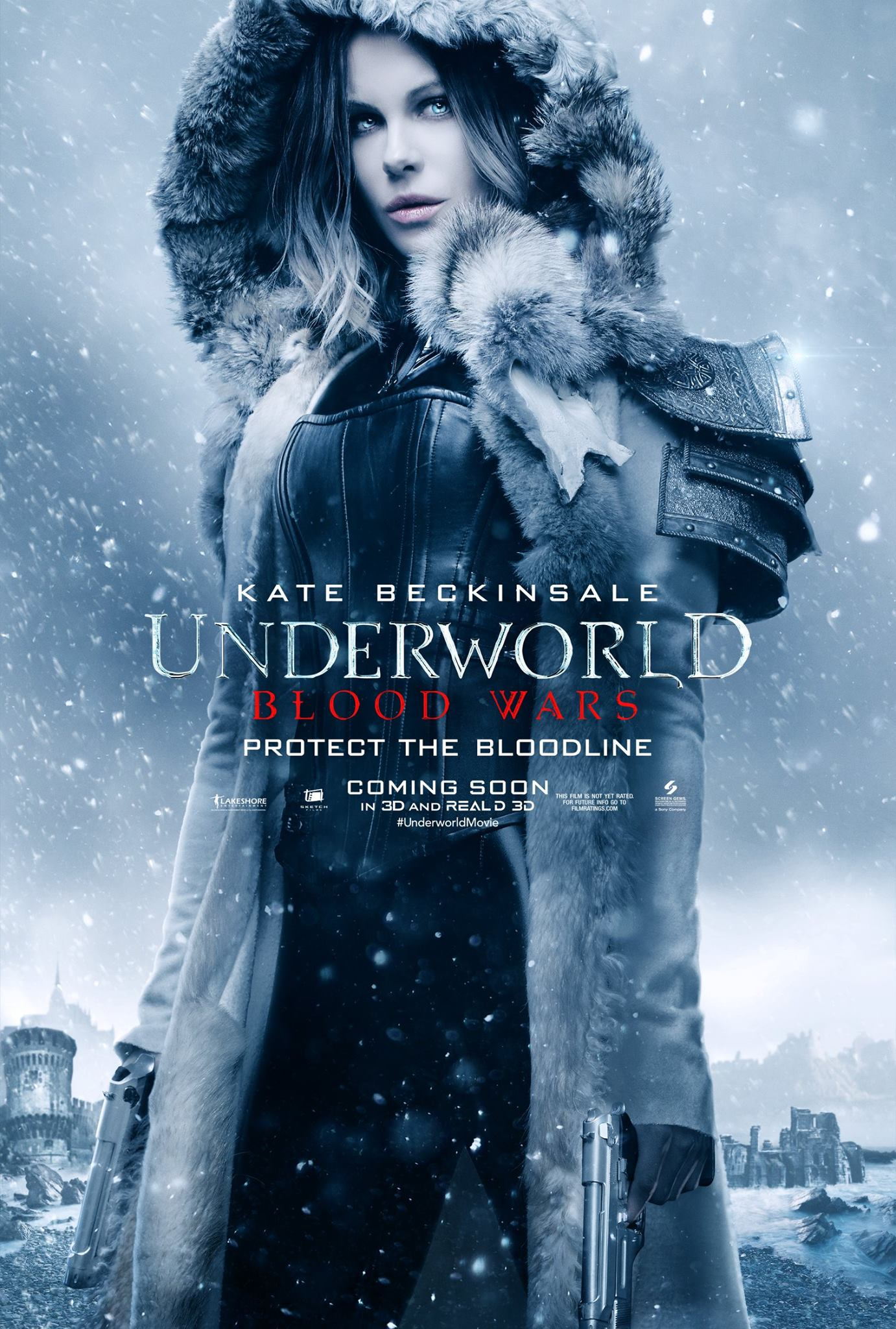 Underworld: Blood Wars (2016) - CAM