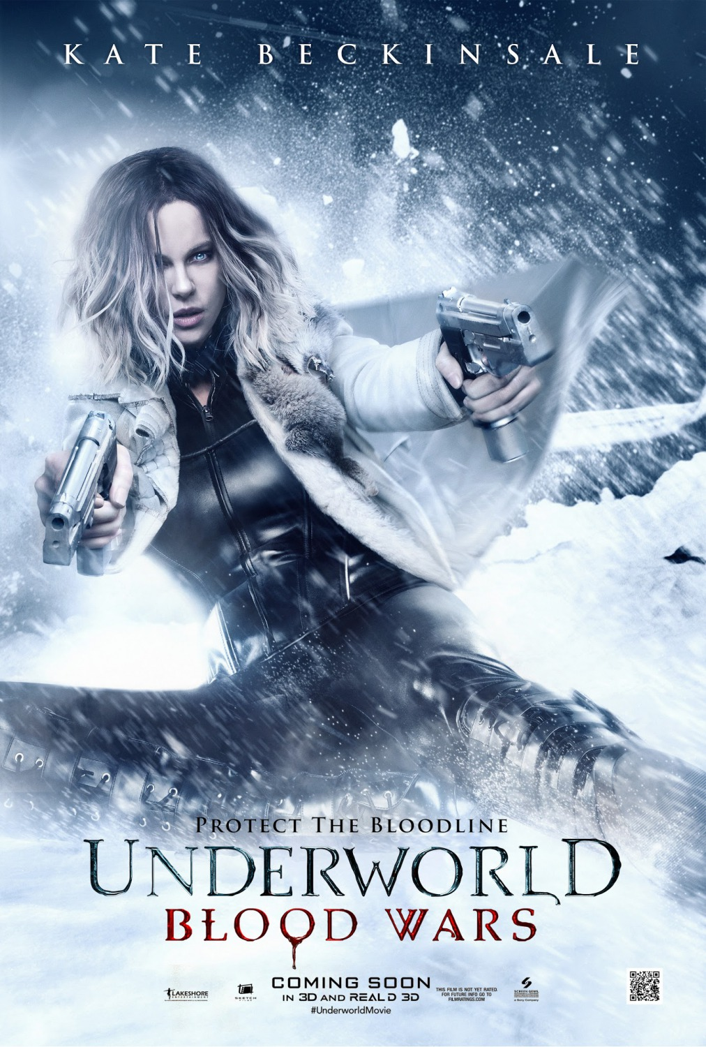 Underworld Blood Wars 2017 RMVB Subtitulada