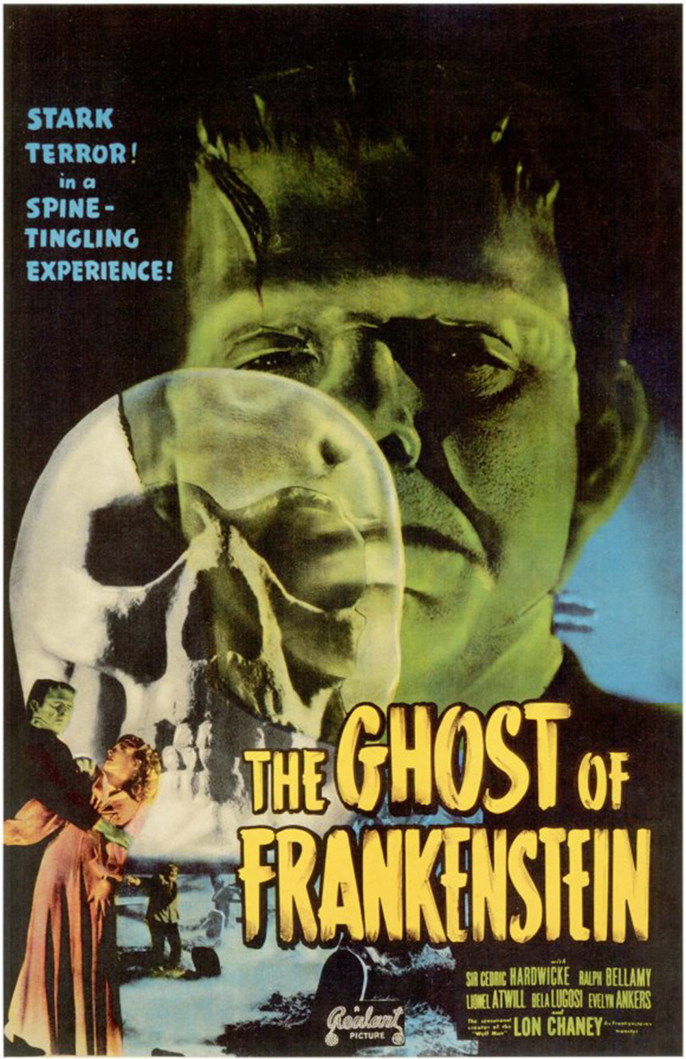 The Ghost of Frankenstein - 1942