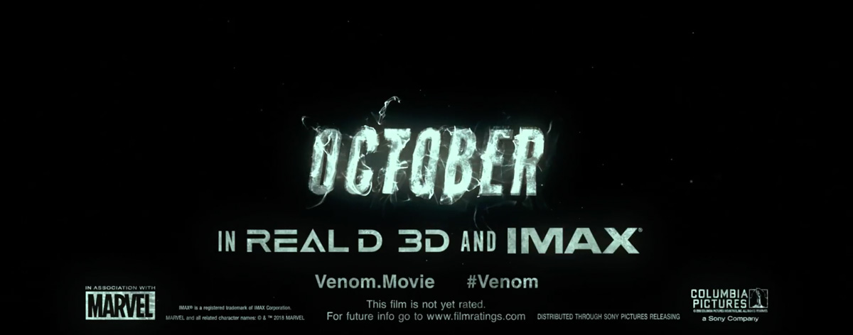 Venom Teaser Screenshots