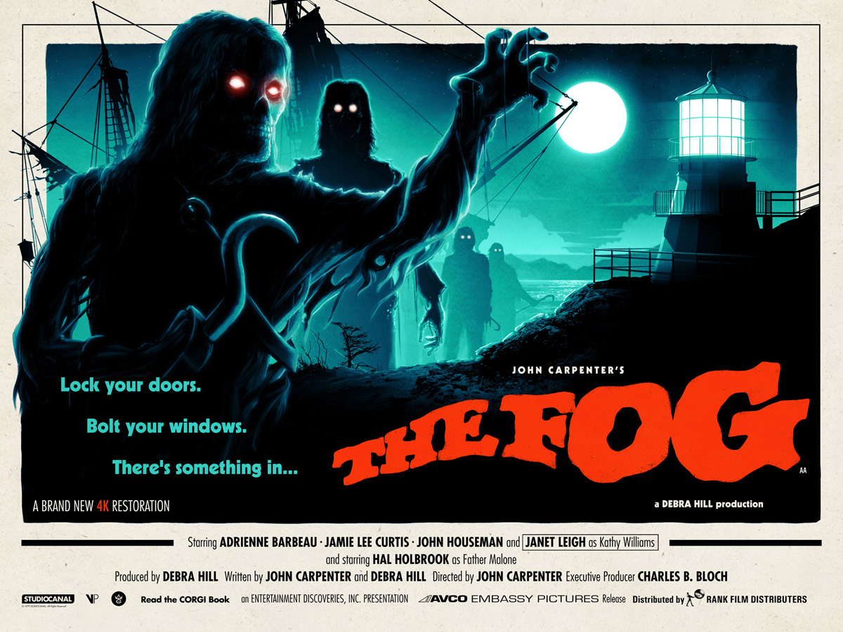 Matt Ferguson, The Fog