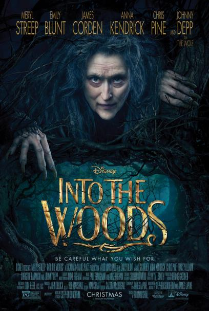 #10 Into the Woods (Disney)