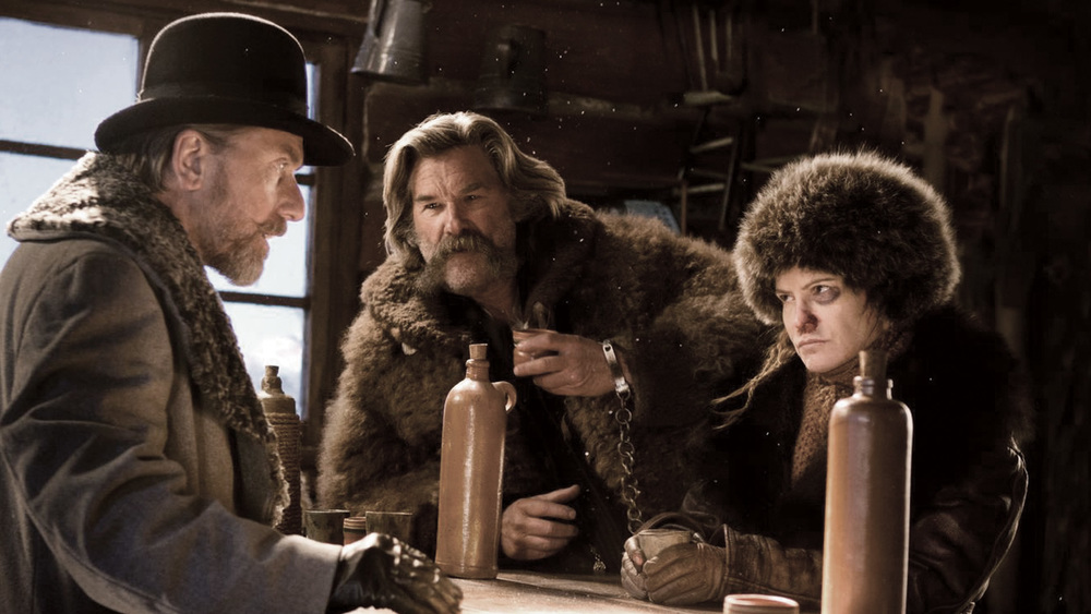 7. 'The Hateful Eight' (2015)