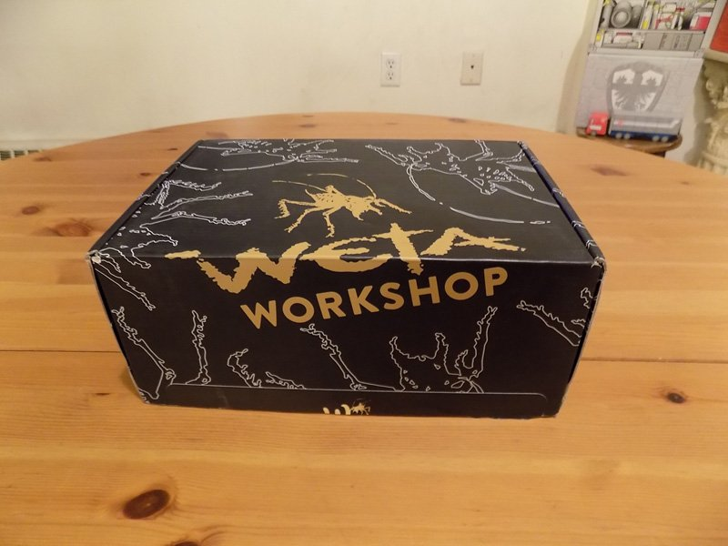 Weta Collecta October Box
