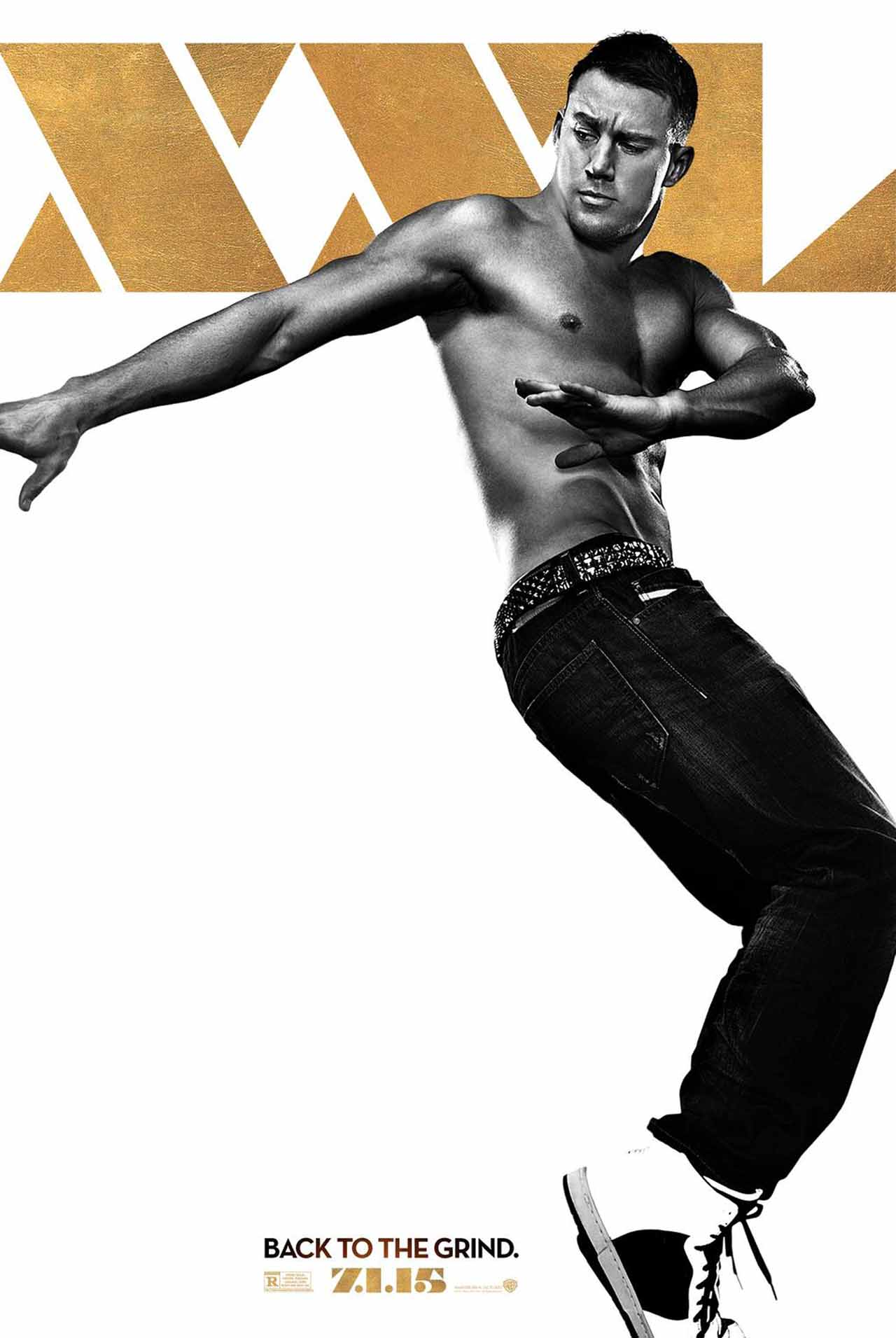 #15 Magic Mike XXL (Warner Bros.)